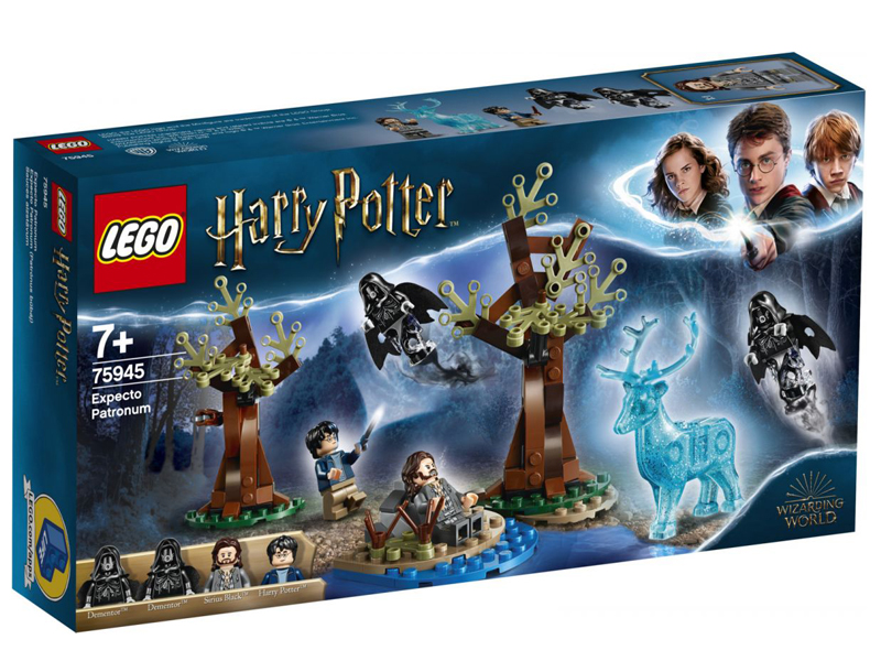 Конструктор Lego Harry Potter Экспекто Патронум 75945