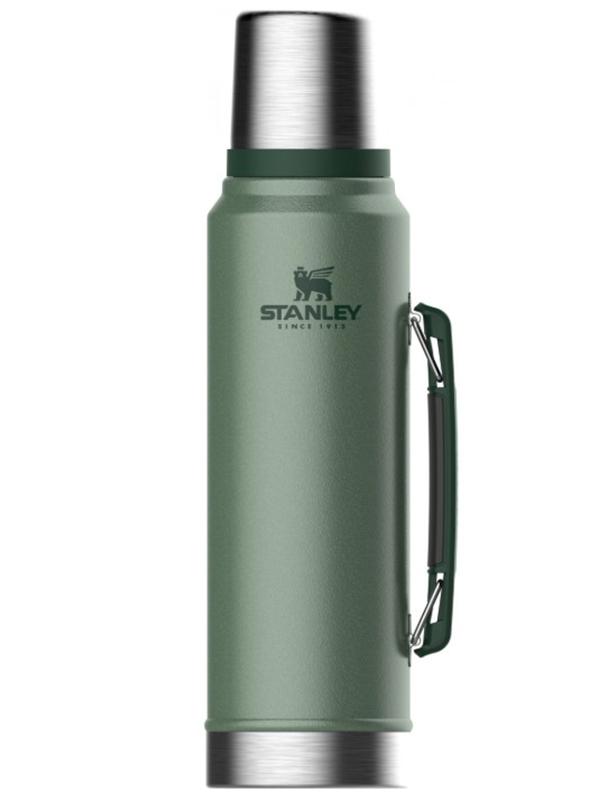 Термос Stanley Classic 1L Green 10-08266-001