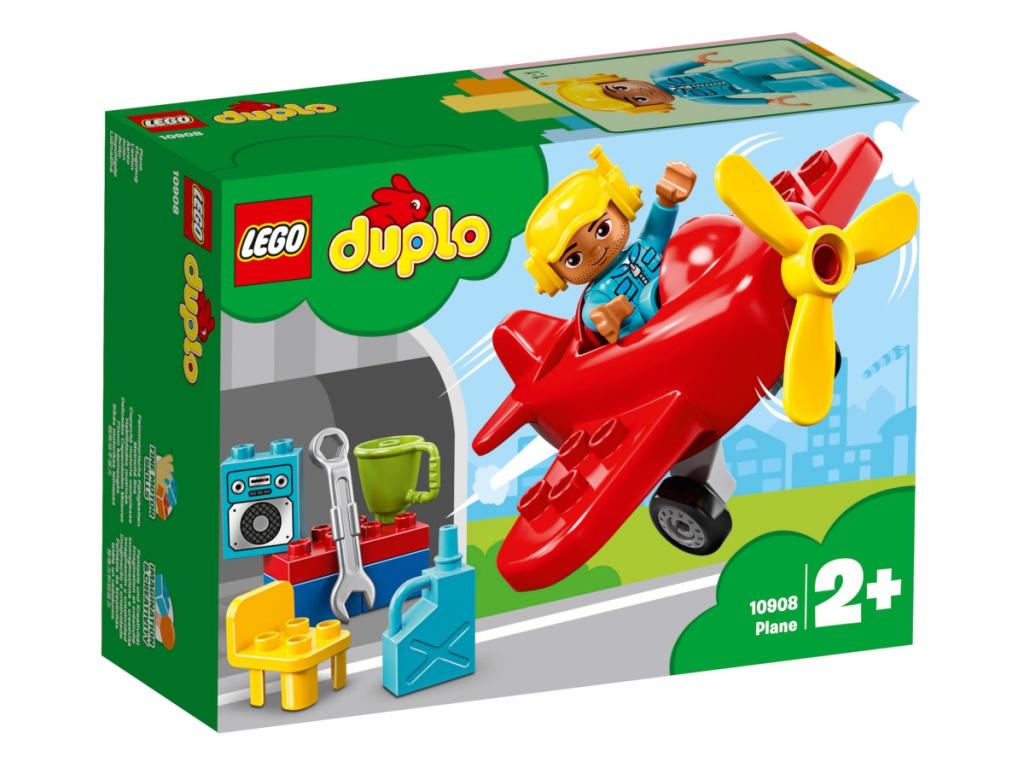 Конструктор Lego Duplo Самолет 10908