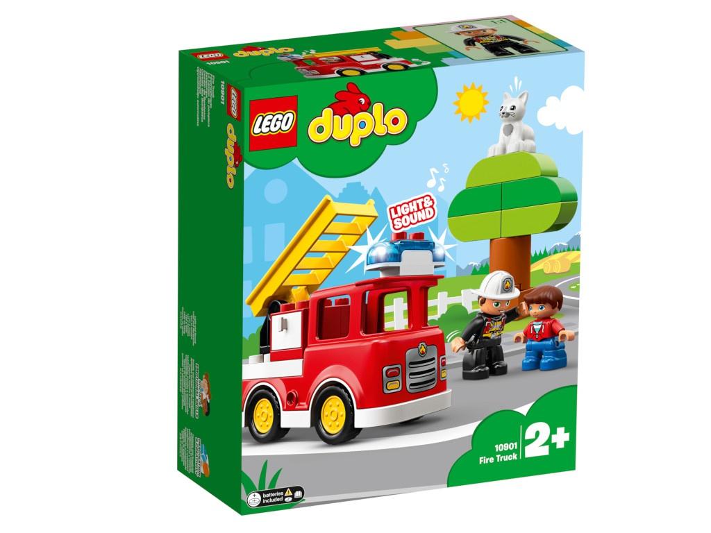 Конструктор Lego Duplo Пожарная машина 10901