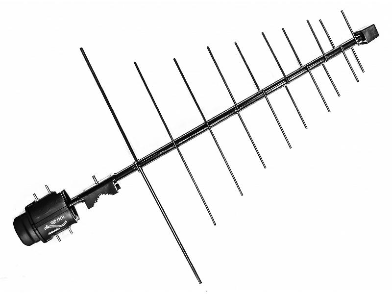 Антенна Дельта МВ+ДМВ Н351А б/к