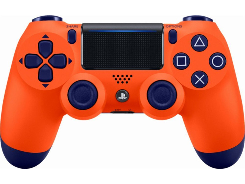 Геймпад Sony Dualshock 4 CUH-ZCT2E Fanta Orange PS719918264