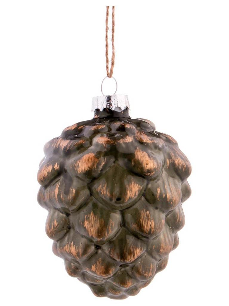 Украшение Lefard Набор Винтажные шары 6шт 10cm 864-119