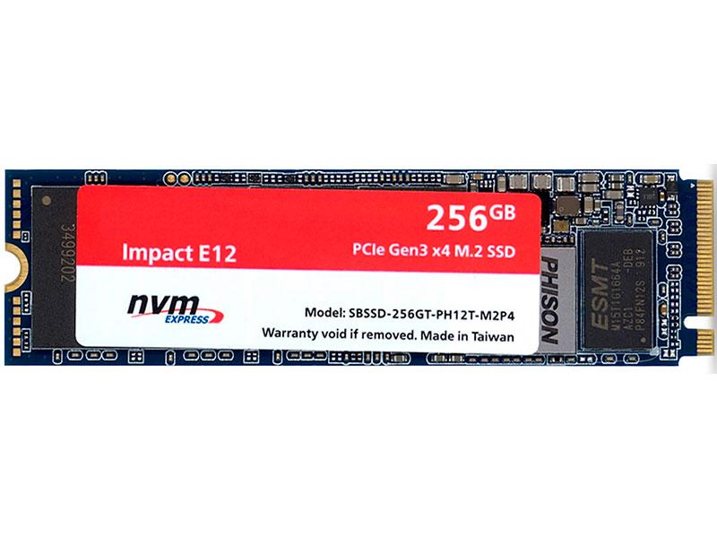Жесткий диск SmartBuy Impact E12 256Gb SBSSD-256GT-PH12-M2P4