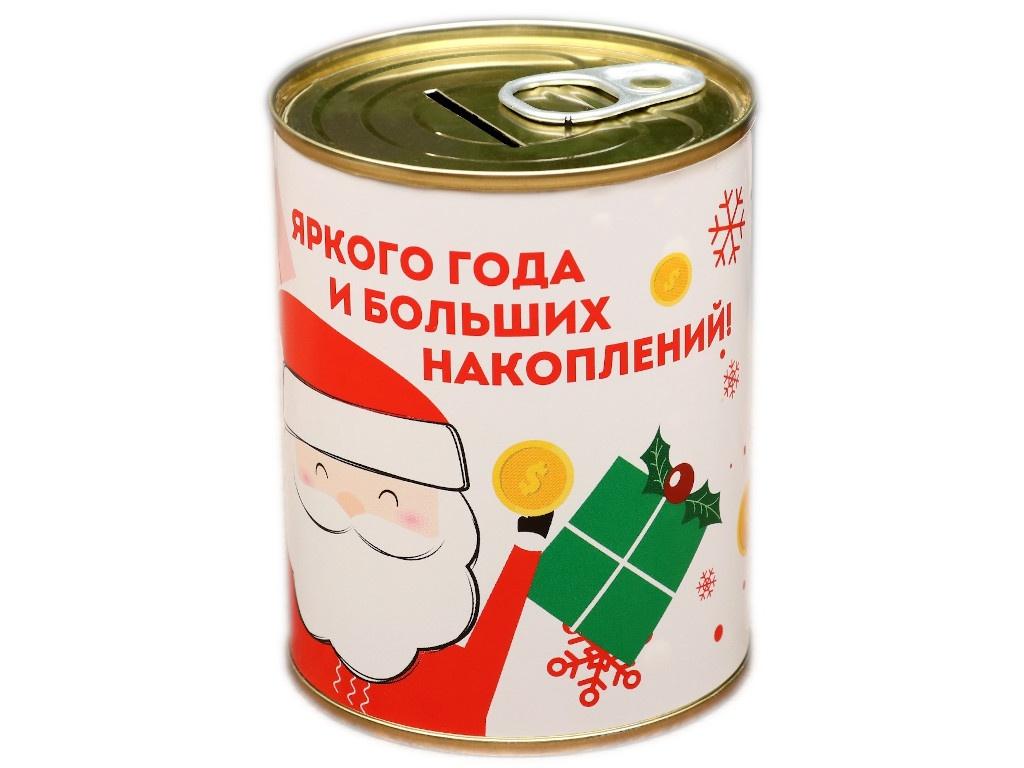 Копилка для денег СИМА-ЛЕНД Яркого года! 7.3x9.5cm Микс 4479929