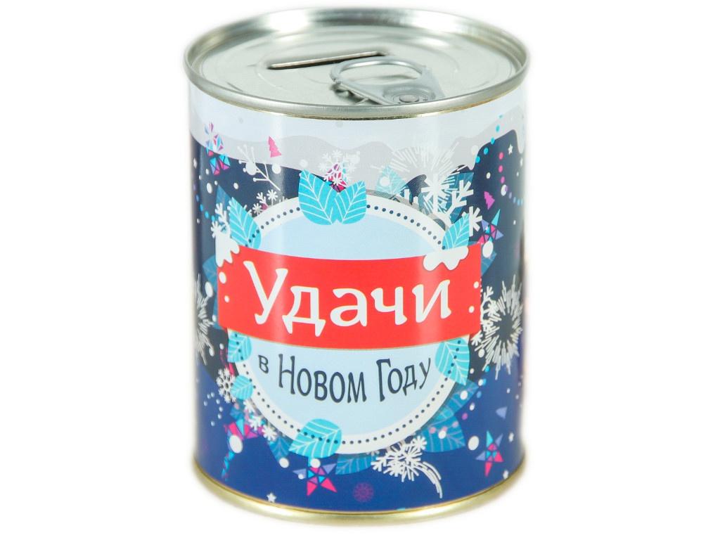 Копилка для денег СИМА-ЛЕНД Удачи в Новом году 7.5x9.5cm 3853696