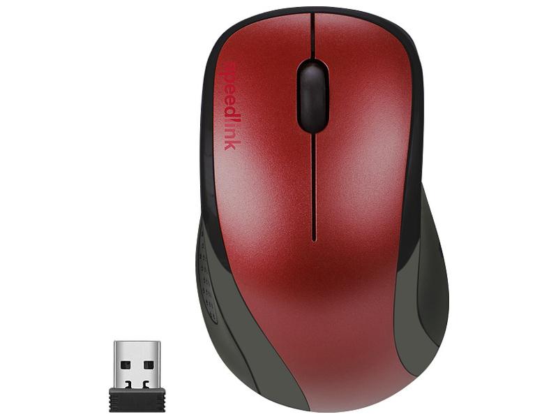 Мышь Speed-Link Kappa Mouse Red SL-630011-RD