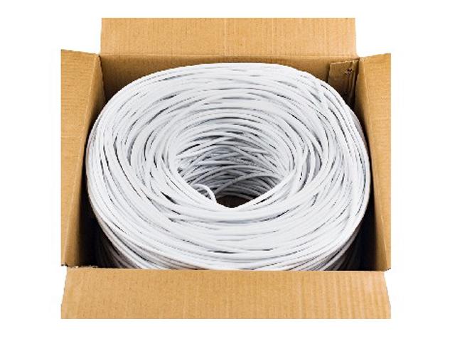 Сетевой кабель ATcom UTP cat.5e CU 305m AT4800