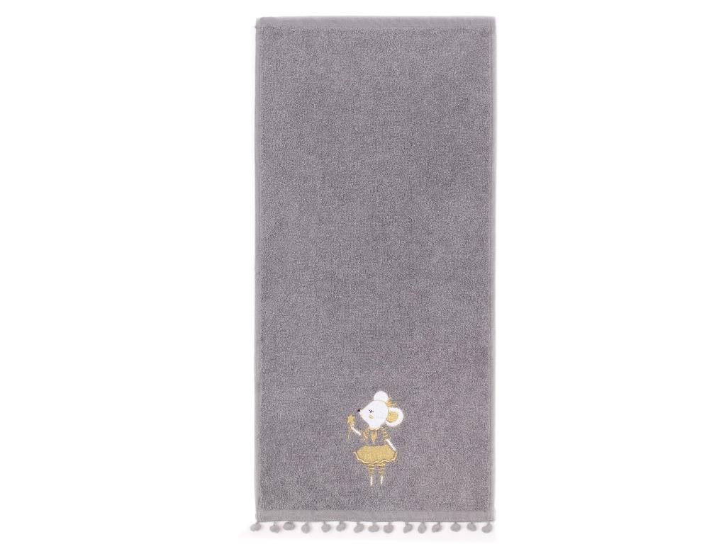 Полотенце Этель Мышка-звездочка 30x60cm 4359063