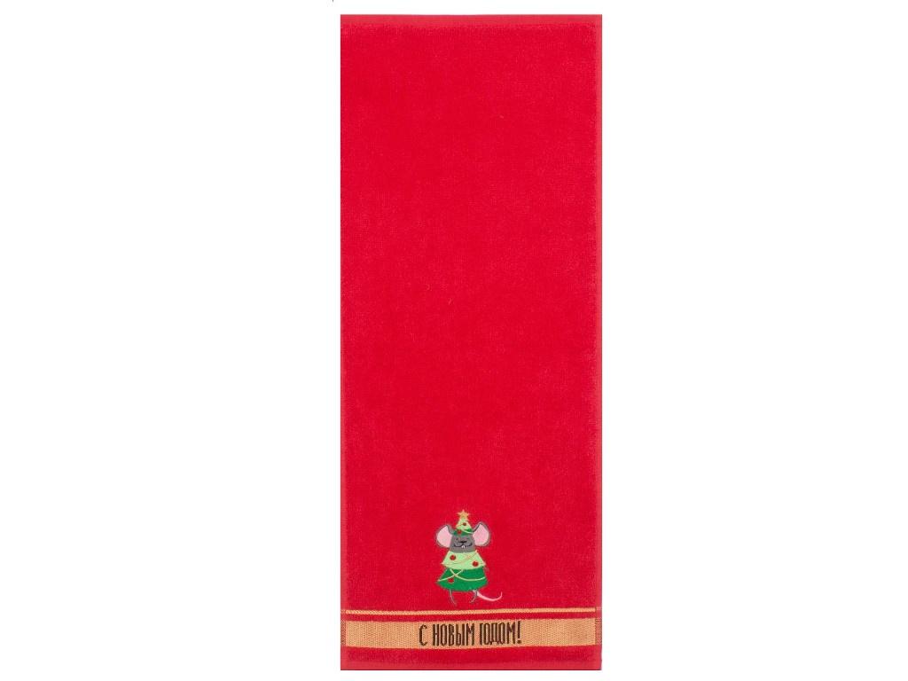 Полотенце Этель С новым годом 30x70cm 4359054