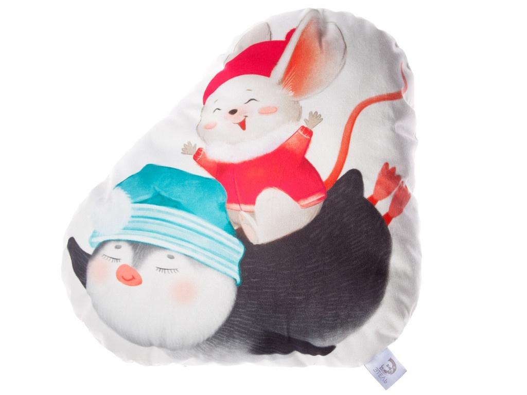 Подушка Этель Зимняя сказка 42x40cm 4456841