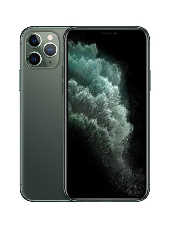 Сотовый телефон APPLE iPhone 11 Pro Max - 64Gb Midnight Green MWHH2RU/A Выгодный набор + серт. 200Р!!!