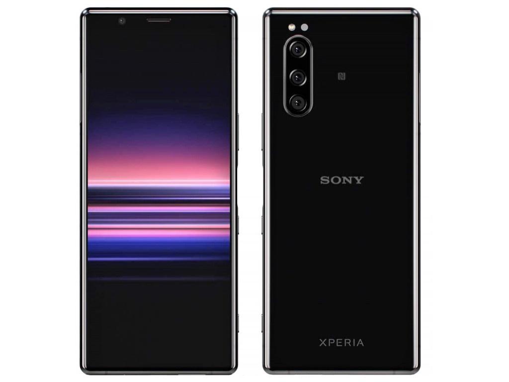 Сотовый телефон Sony J9210 Xperia 5 Black