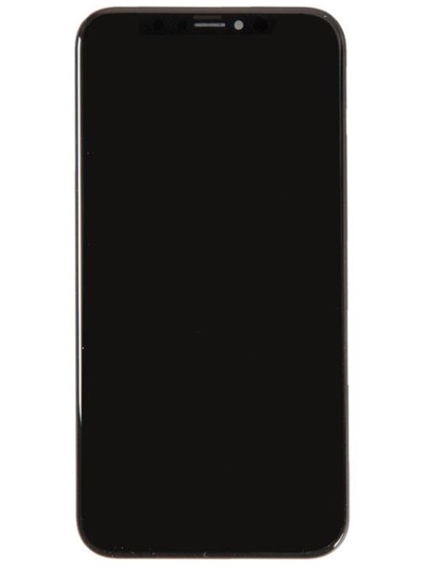 Дисплей RocknParts для APPLE iPhone XR TFT Original Black 647628