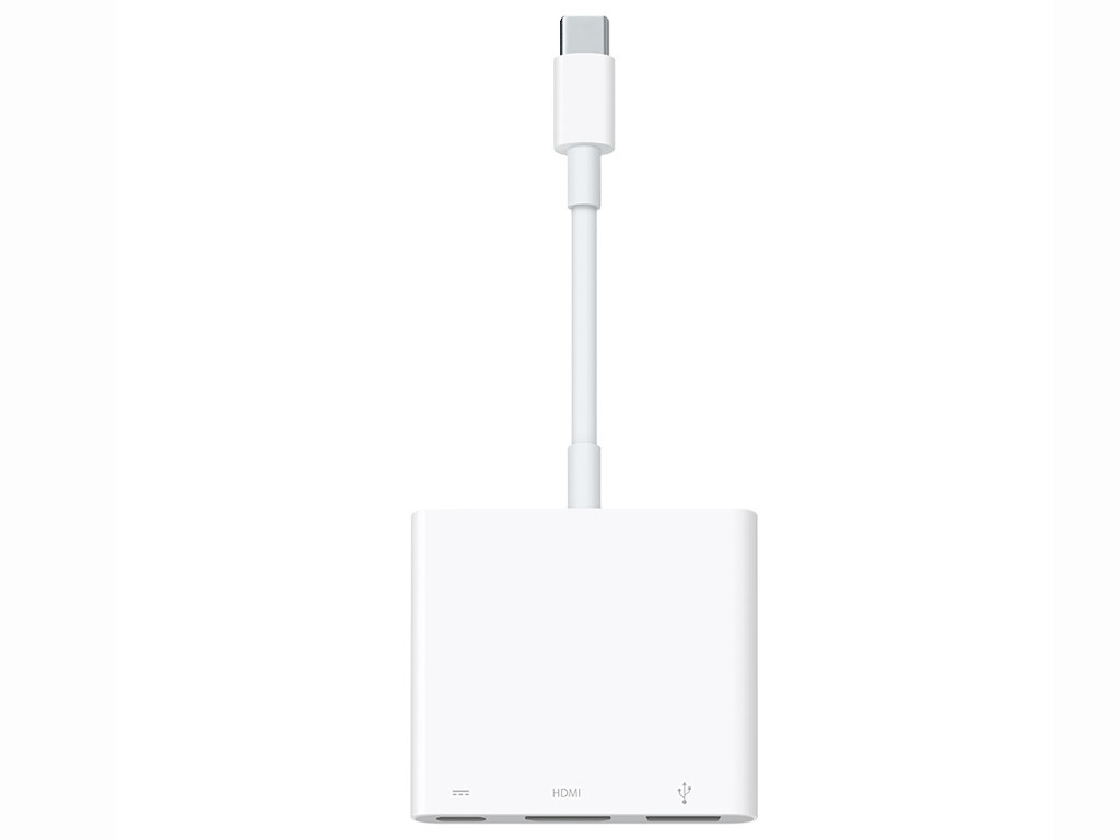 Аксессуар APPLE USB-C Digital AV Multiport Adapter MUF82ZM/A