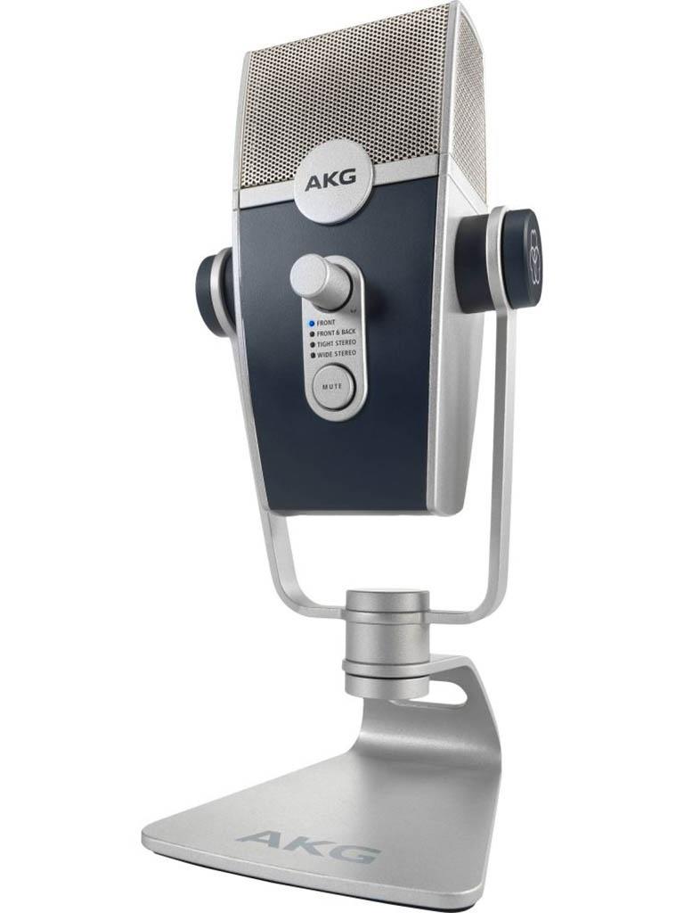 Микрофон AKG C44-USB Lyra