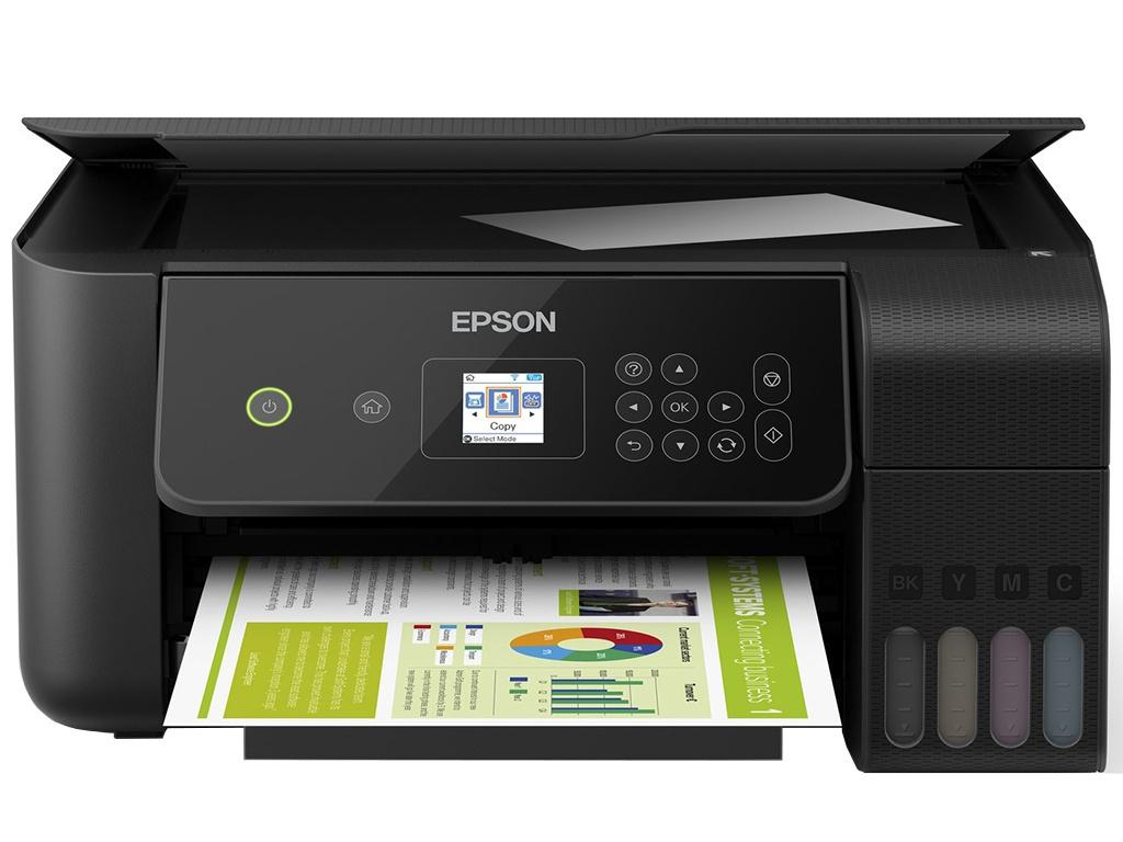 МФУ Epson L3160 C11CH42405 Выгодный набор + серт. 200Р!!!