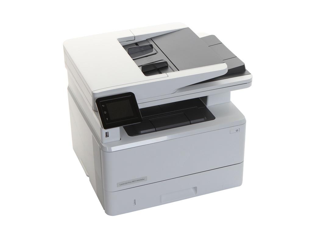 МФУ HP LaserJet Pro MFP M428dw RU W1A31A Выгодный набор + серт. 200Р!!!