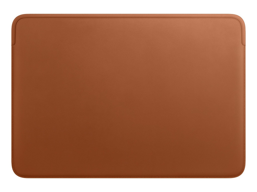 Аксессуар Чехол APPLE Leather Sleeve для MacBook Pro 16-inch Saddle Brown MWV92ZM/A