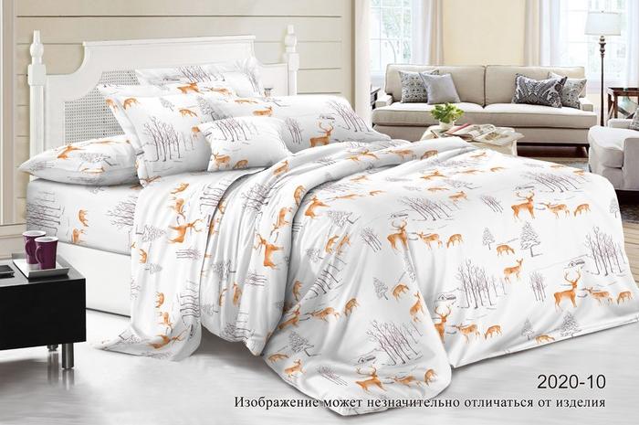 Постельное белье Luxor Комплект 1.5 спальный Сатин 2020-10 4450939