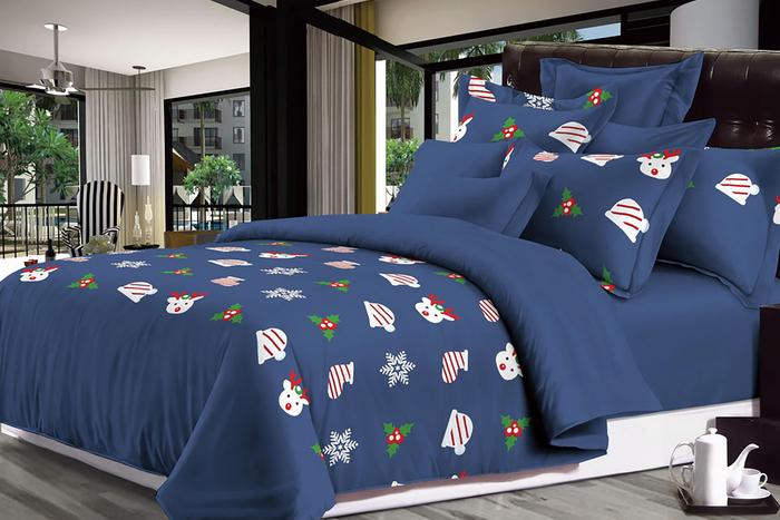 Постельное белье Luxor Комплект 2 спальный Сатин 2020-8 3847383