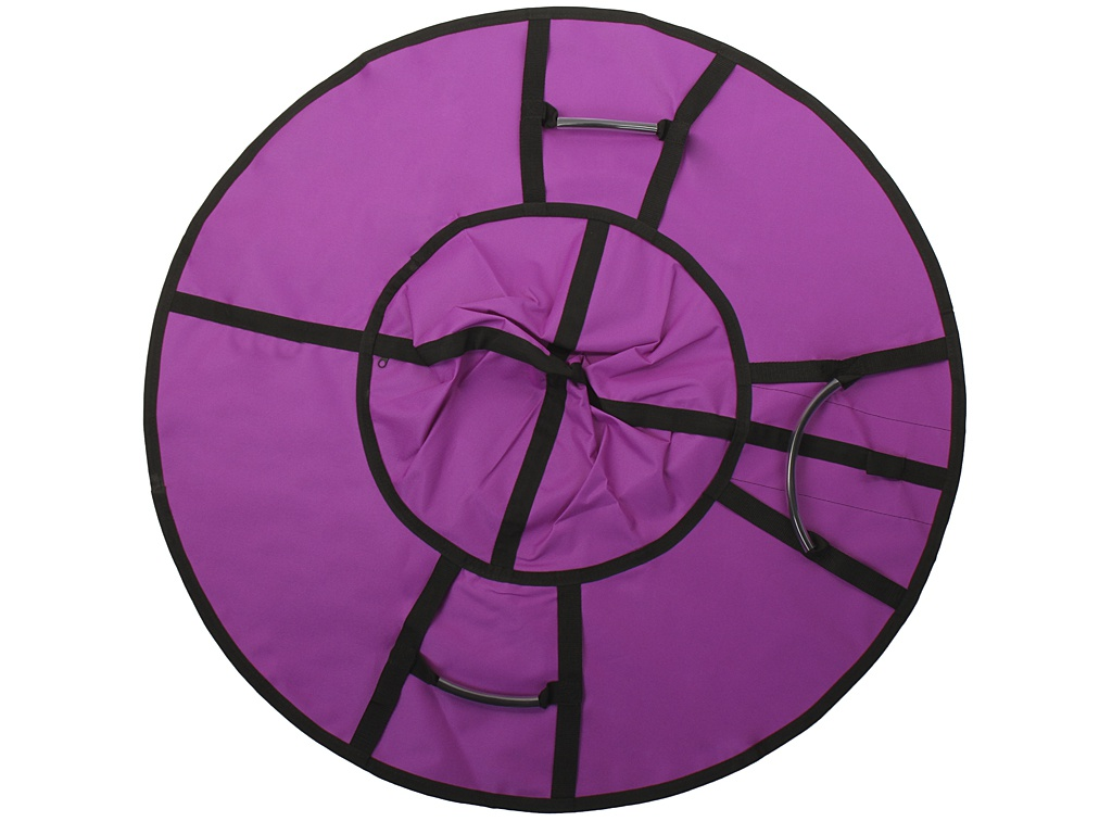 Тюбинг Hubster Хайп 110cm Purple BO4281-8