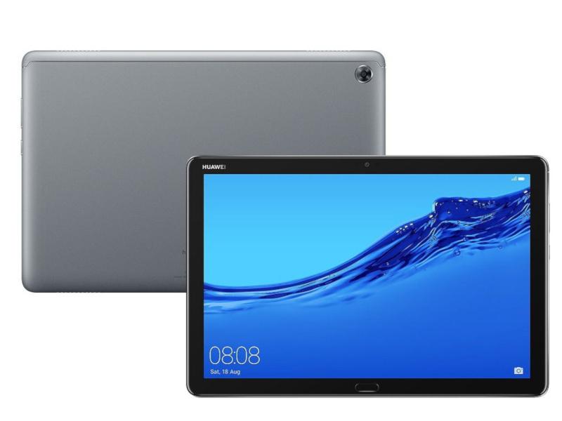 Планшет Huawei M5 Lite 10 64Gb LTE Gray 53010QWE планшет xiaomi mipad 4 64gb lte black