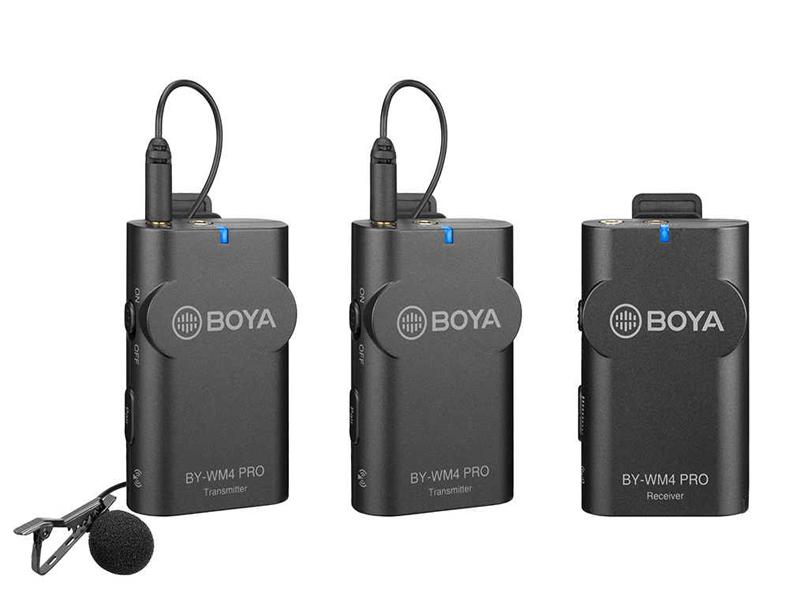 Фото - Микрофон Boya BY-WM4 Pro-K2 1612 фильтр для воды аквафор кристалл для мягкой воды k3 k2 k7