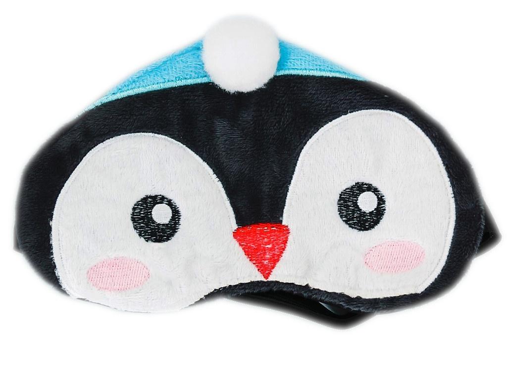 Маска для сна СИМА-ЛЕНД Пингвин 3594081