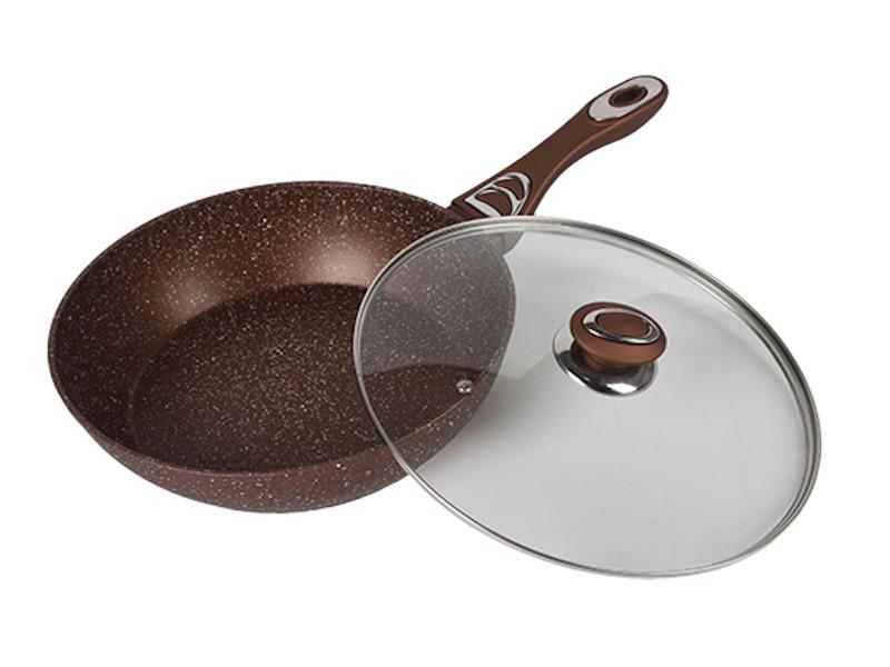 Сковорода Bekker 28cm Chocolate BK-7892