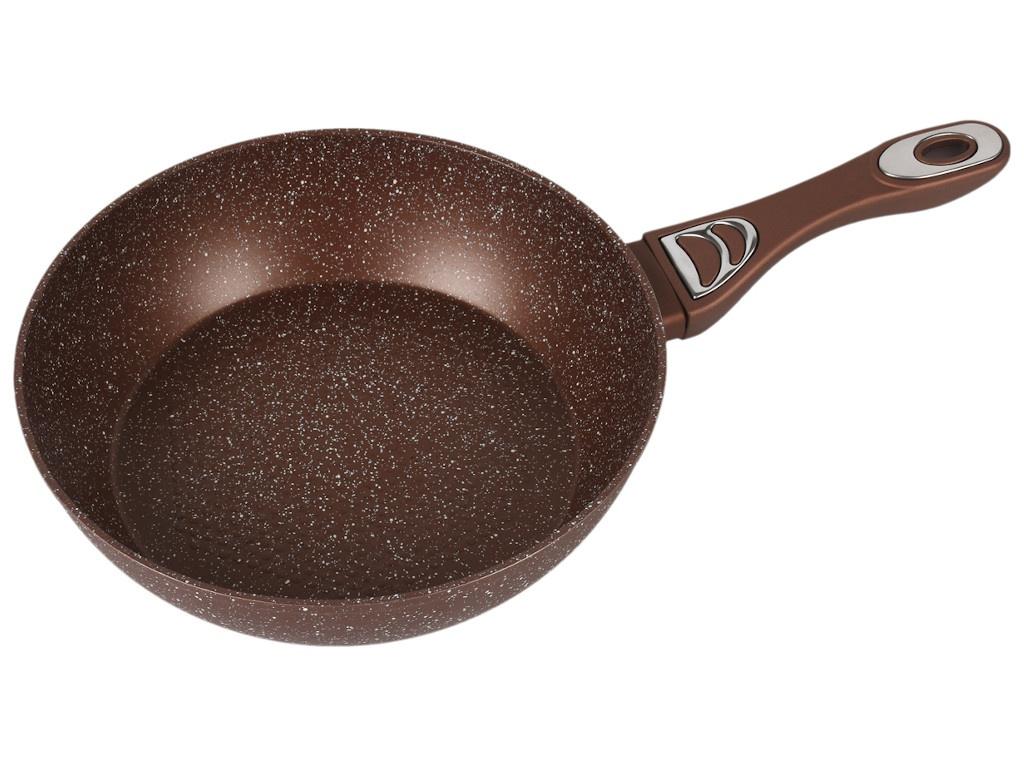 Сковорода Bekker 28cm Chocolate BK-7883