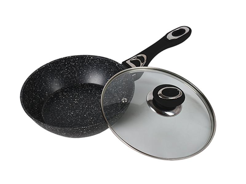 Сковорода Bekker 28cm Black BK-7889