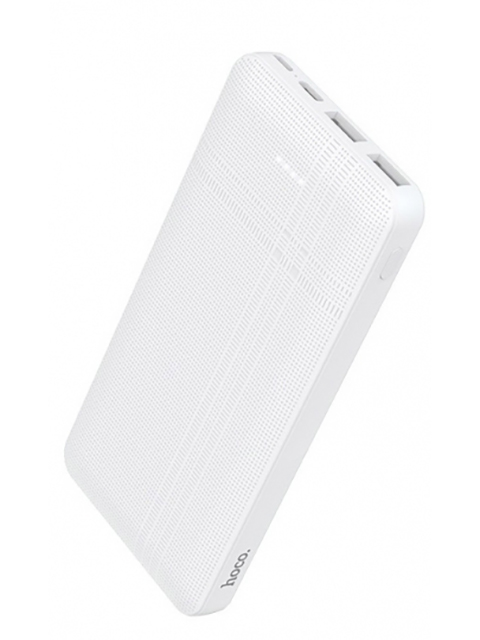 Внешний аккумулятор Hoco Power Bank J48 Intelligent Balance 10000mAh White