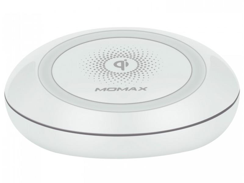 Зарядное устройство Momax Q.Dock Wireless UD2 White