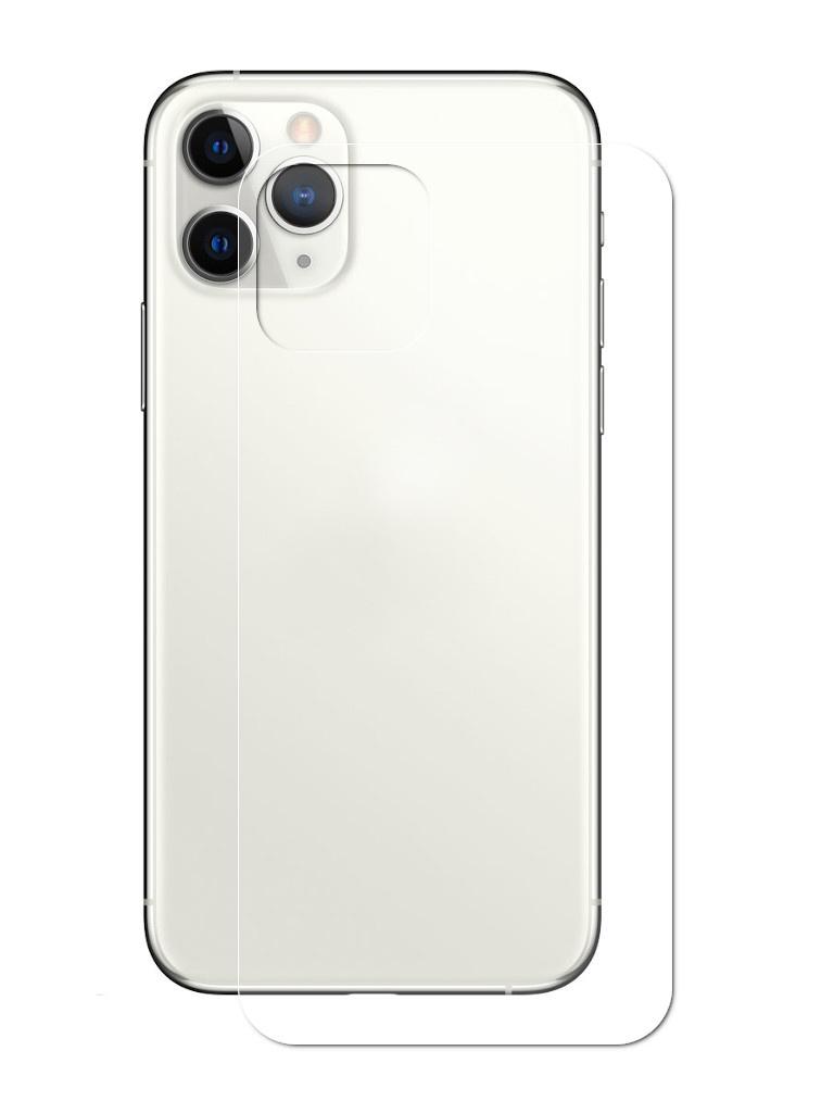 Защитная пленка Ainy для APPLE iPhone 11 Pro задняя глянцевая AC-A777