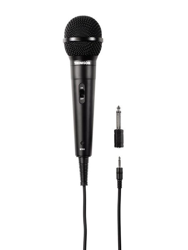 Микрофон Thomson M150 Black 00131596