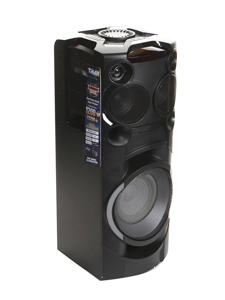 цена на Минисистема Panasonic SC-TMAX40GSK Black