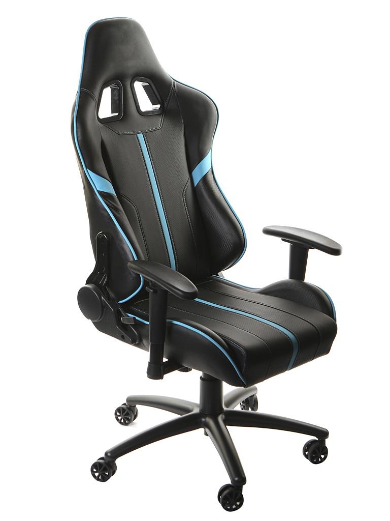 Компьютерное кресло ThunderX3 UC5 Air Black-Cyan