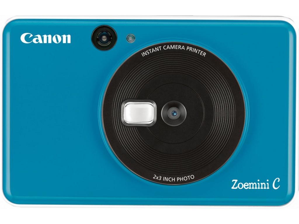 Zakazat.ru: Фотоаппарат Canon Zoemini C Seaside Blue 3884C008