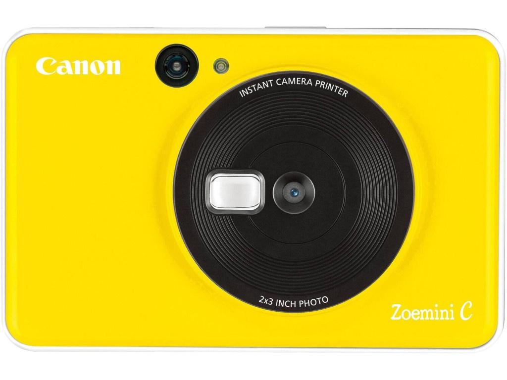 Фотоаппарат Canon Zoemini C Bumble Bee Yellow 3884C006