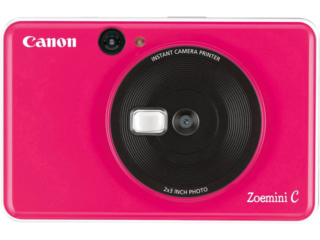 Фото - Фотоаппарат Canon Zoemini C Bubble Gum Pink 3884C005 компактный фотопринтер canon zoemini черный серый [3204c005]