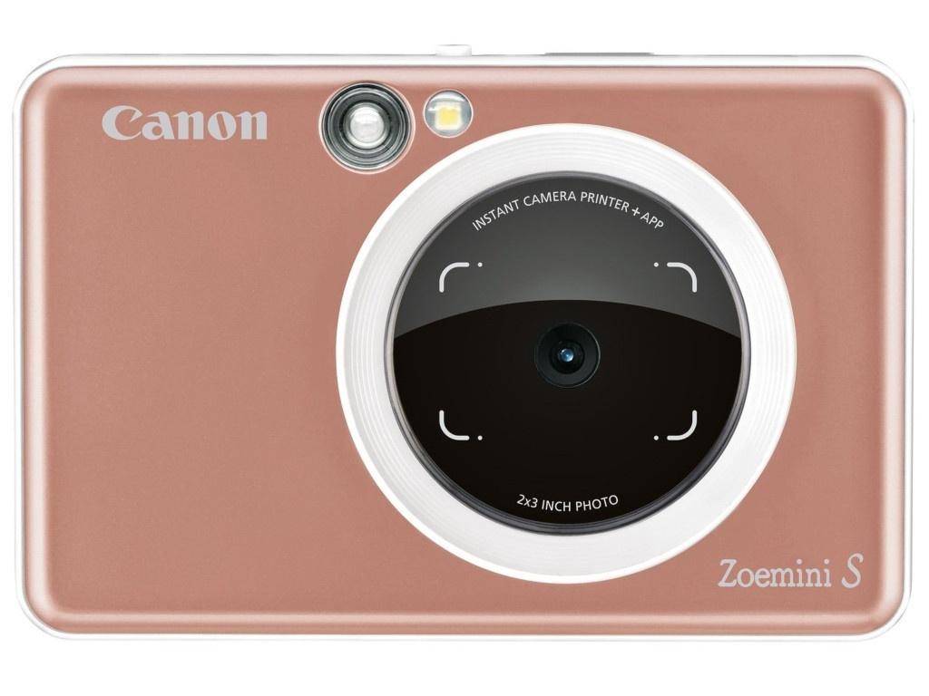 Фото - Фотоаппарат Canon Zoemini S Rose Gold 3879C007 автокресло britax roemer baby safe wine rose trendline 2000027813