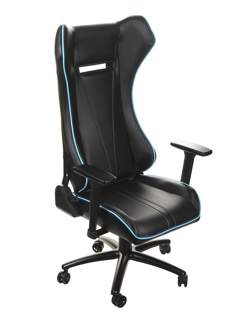 Компьютерное кресло ThunderX3 UC5 Air HEX Black-Cyan