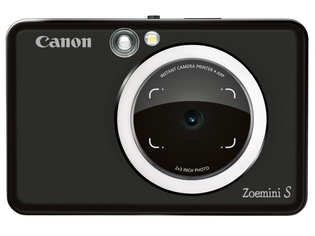 Zakazat.ru: Фотоаппарат Canon Zoemini S Matte Black 3879C005