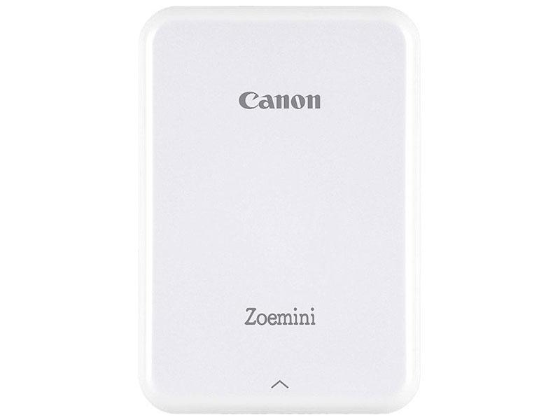 Zakazat.ru: Принтер Canon Zoemini White-Silver