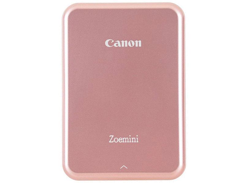 Zakazat.ru: Принтер Canon Zoemini Rose Gold-White 3204C004
