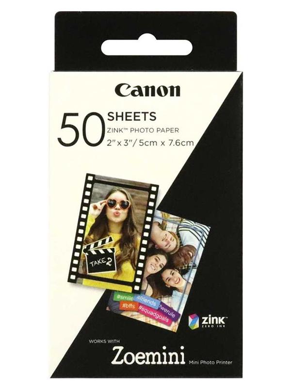 Фотобумага Canon Zink Paper ZP-2030 50 листов 3215C002