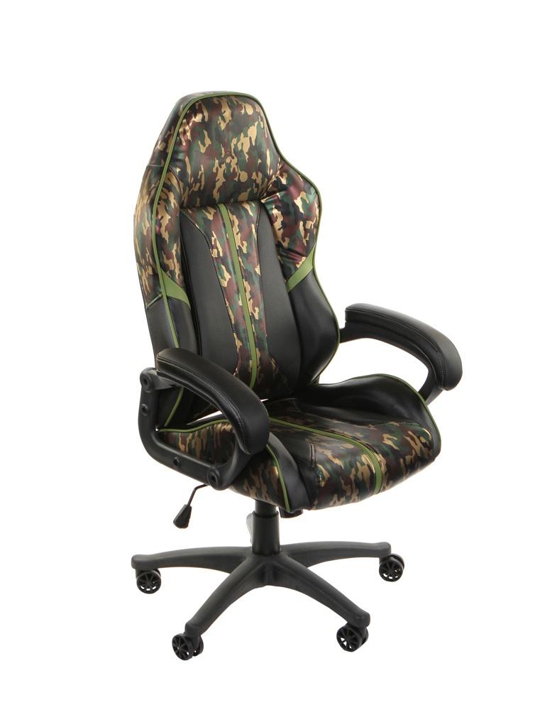 Компьютерное кресло ThunderX3 BC1 Camo Air Green фото