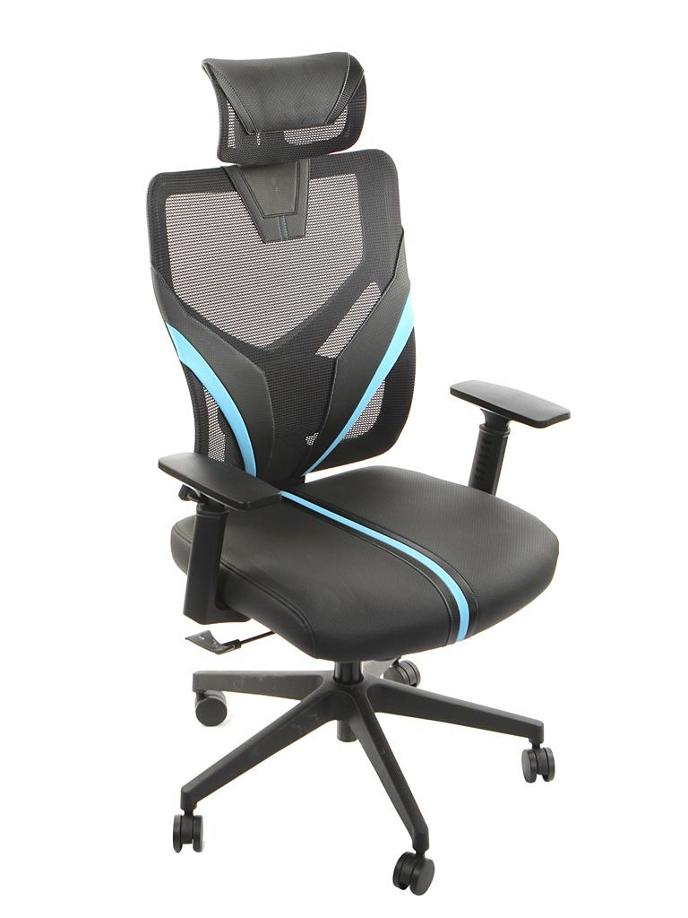 Компьютерное кресло ThunderX3 YAMA1 Black-Cyan