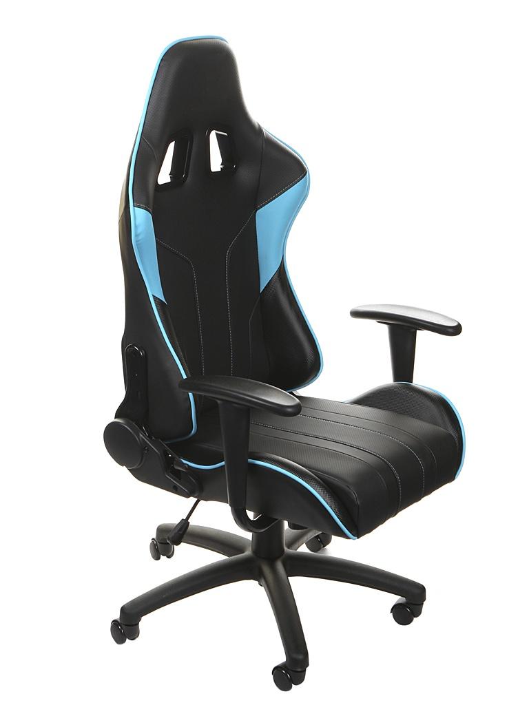 Компьютерное кресло ThunderX3 EC3 Air Black-Cyan
